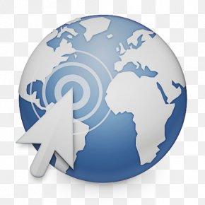Logo Interior Design - Globe World Earth Planet Plate PNG