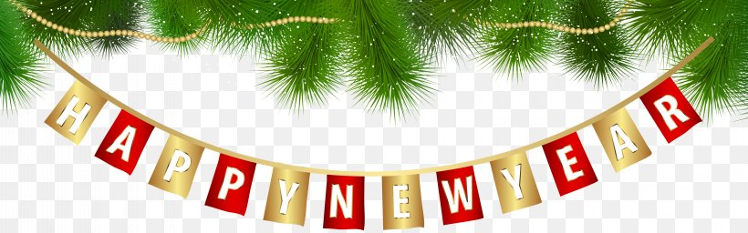 New Year Diagram Clip Art, PNG, 8000x2503px, New Year, Advertising, Banner, Brand, Christmas Download Free