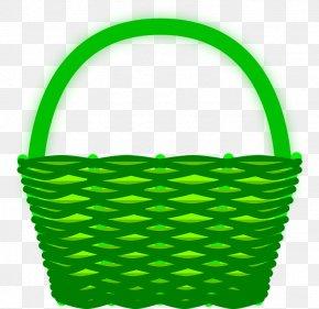 Empty Easter Basket Clipart - Easter Basket Clip Art PNG