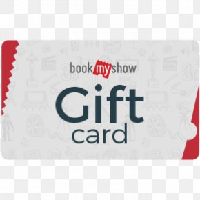 Gift - Gift Card Voucher Discounts And Allowances BookMyShow PNG