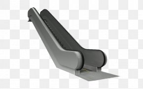 Escalator Transparent Background - Escalator Elevator Handrail PNG