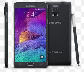Samsung Galaxy Note 4 - Samsung Galaxy Note 4 Smartphone Telephone Android PNG