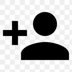 Add Icon - Icon Design Material Design User Avatar PNG