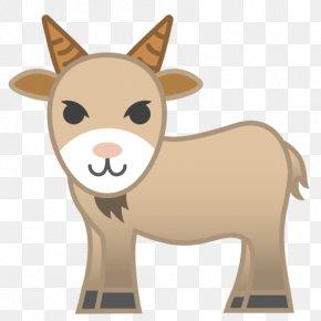 Goat Farm - Goat Simulator Emoji Ahuntz Noto Fonts PNG