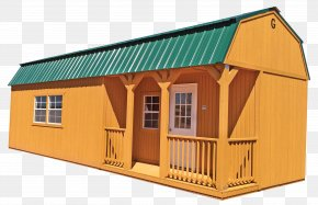 House - House Barn Log Cabin Roof Building PNG