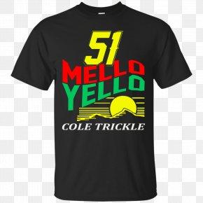 T-shirt - T-shirt Mello Yello Hoodie Top PNG