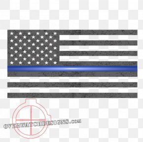 American Flag - The Thin Red Line Flag Of The United States Flag Of The United States Thin Blue Line PNG