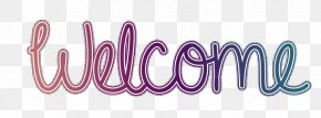 Welcome Transparent Image - Icon PNG