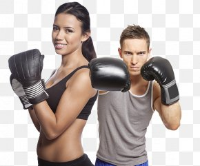 Boxing Training - Boxing Glove Muay Thai Kickboxing Martial Arts PNG