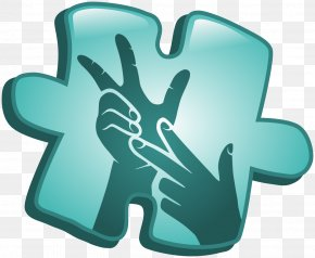 Puzzle - Italy Italian Sign Language Einzelsprache Deaf Culture PNG