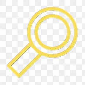Logo Symbol - Asset Icon Lens Icon Magnify Icon PNG