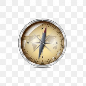 Vintage Compass - Compass Android Application Package North Computer File PNG
