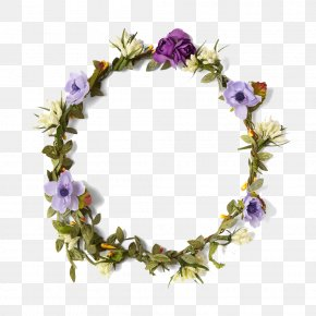 Flower Crown - Flower Stock Photography Crown Wreath PNG