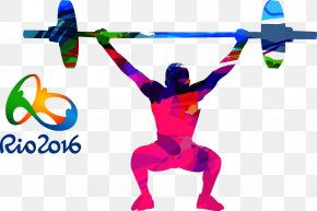 Rio Olympic Weightlifting - 2016 Summer Olympics Rio De Janeiro 2012 Summer Olympics Olympic Sports Olympic Symbols PNG