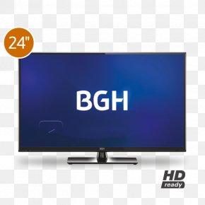 Television LED - LED-backlit LCD LCD Television Television Set Computer Monitors PNG