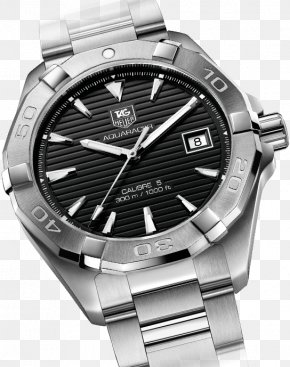 Jeremy Lin - Automatic Watch TAG Heuer Aquaracer Clock PNG