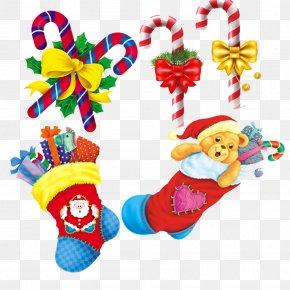 Creative Christmas - Christmas Ornament Christmas Stocking Christmas Gift PNG