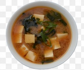 Miso Soup - Miso Soup Vegetarian Cuisine Chinese Cuisine Gravy Recipe PNG