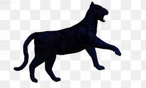 Black Panther - 3D Modeling 3D Computer Graphics Poser Wavefront .obj File 3D Rendering PNG
