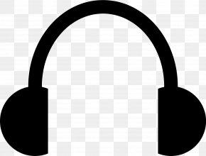 Headphones - Headphones Audio Clip Art PNG