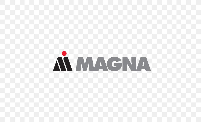 Magna International TSE:MG NYSE:MGA Manufacturing Logo, PNG, 500x500px, Magna International, Automotive Industry, Automotive Supplier, Brand, Business Download Free