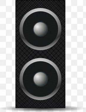 Speaker Cliparts - Loudspeaker Stereophonic Sound Clip Art PNG