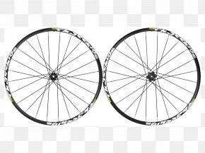 Bicycle - Mavic Crossride Bicycle Cycling Wheel PNG
