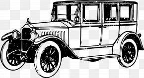 Old Car - Vintage Car Classic Car Classic Clip Art Clip Art PNG