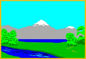 Mountain Images Free - Landscape Mountain Clip Art PNG