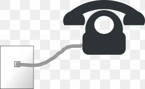 A Large Collection Of Small Telephone Icon - Telephone Line Mobile Phones Home & Business Phones Clip Art PNG