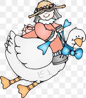 Goose - Mother Goose Humpty Dumpty Clip Art PNG