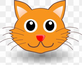 Cute - Cat Kitten Drawing Clip Art PNG