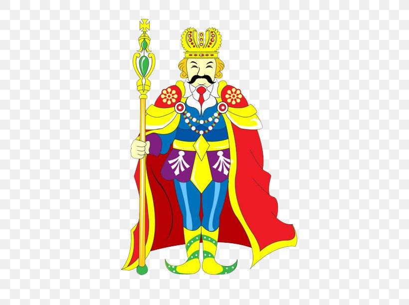 Cartoon King Illustration, PNG, 650x612px, King, Animated Cartoon, Animation, Art, Cartoon Download Free