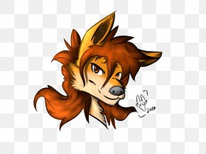 Lion - Lion Red Fox Cat Illustration Cartoon PNG