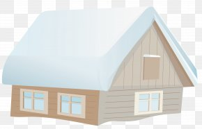 Transparent Winter Simple House - Roof Home Architecture House Daylighting PNG