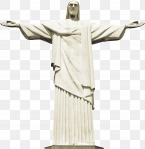Like Jesus In Rio De Janeiro - Christ The Redeemer Corcovado Statue Royalty-free Photography PNG