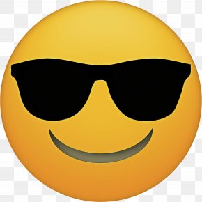 Facial Expression Glasses - Emoticon PNG
