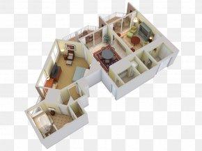 3d Bed Plan - Grand Wailea, A Waldorf Astoria Resort 3D Floor Plan House Plan PNG