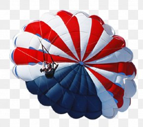 Parachute - Textile Parachute Fabric Nylon Ripstop PNG