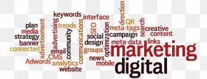 Digital Market - Digital Marketing Pay-per-click Online Advertising Management PNG