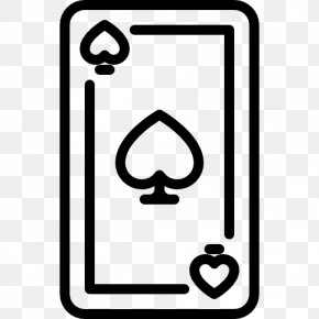 Ace Card - Ace Of Hearts Playing Card PNG