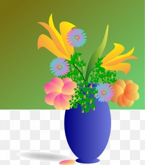 Large Floral Cliparts - Floral Design Flower Bouquet Floristry Clip Art PNG
