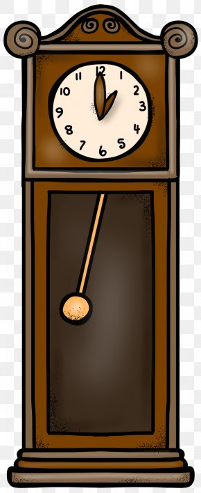 Clock - The Clock Struck One: A Time-Telling Tale Hickory Dickory Dock Clip Art PNG