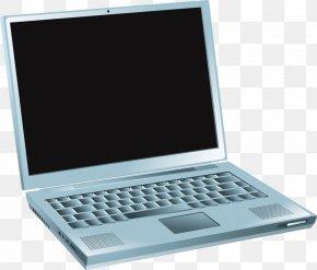 Laptop - Laptop Computer Keyboard Computer Hardware Personal Computer Clip Art PNG