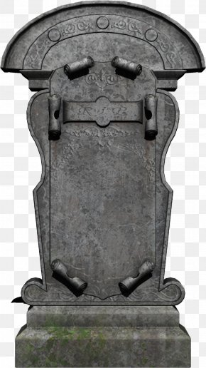 Tombstone - Headstone Tomb Grave Cemetery PNG