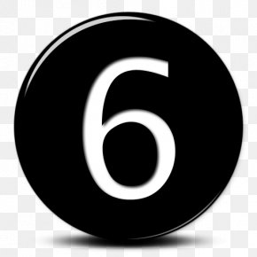 Number 6 - Numbers IPhone 6 Plus App Store Icon Design Icon PNG