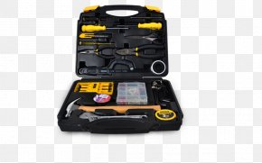 Daily Toolbox - Toolbox Electrician PNG