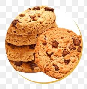 Breakfast - Chocolate Chip Cookie Bakery Muffin Breakfast Biscuits PNG