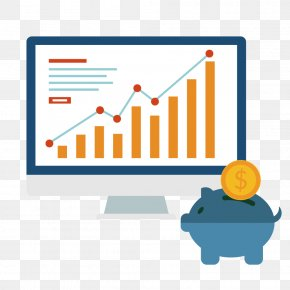 Vector Piggy Bank - Digital Marketing Search Engine Optimization Pay-per-click Online Advertising PNG