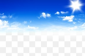 Blue Sky And White Clouds - Download Image File Formats Computer File PNG